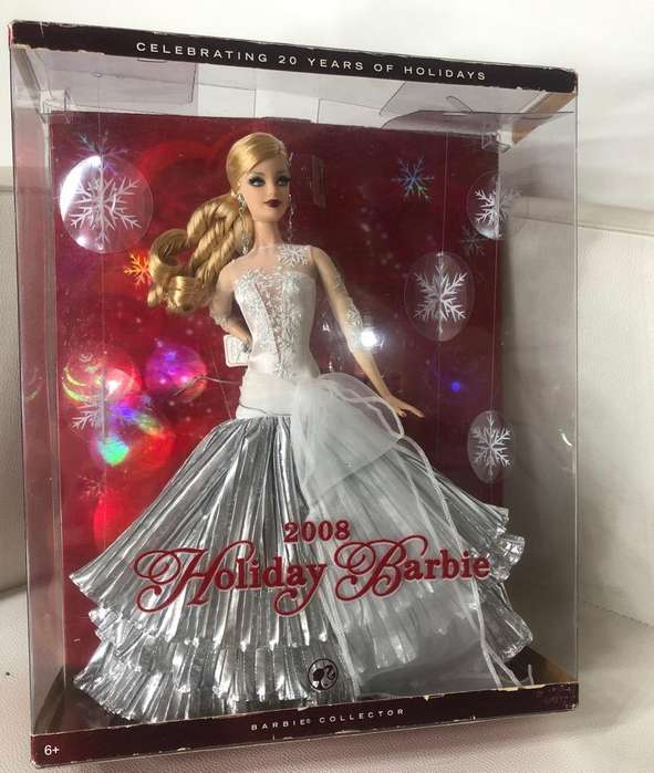 Barbie Holiday Edicion 2008