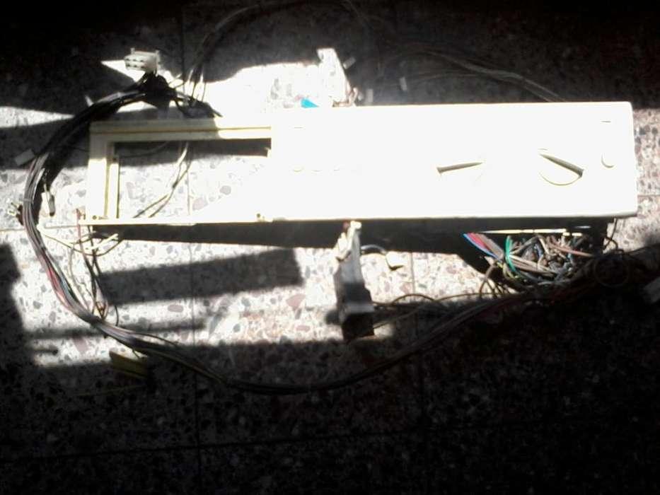 cableado completo y tablero