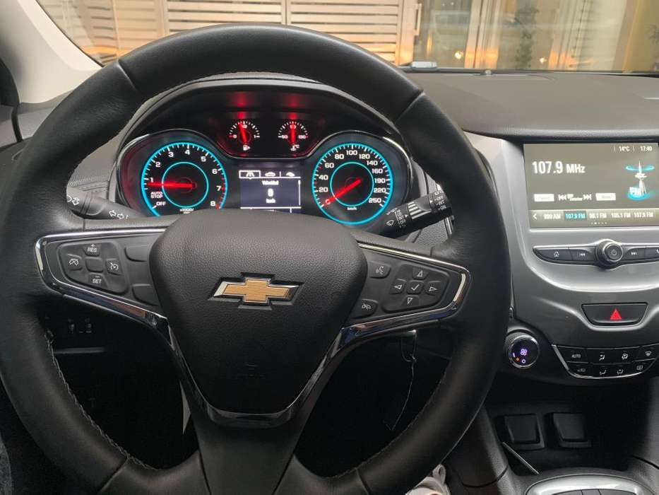<strong>chevrolet</strong> Cruze 2017 - 40000 km