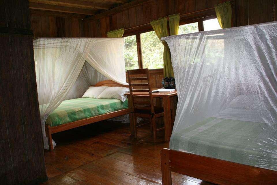 Alojamiento economico en la amazonia