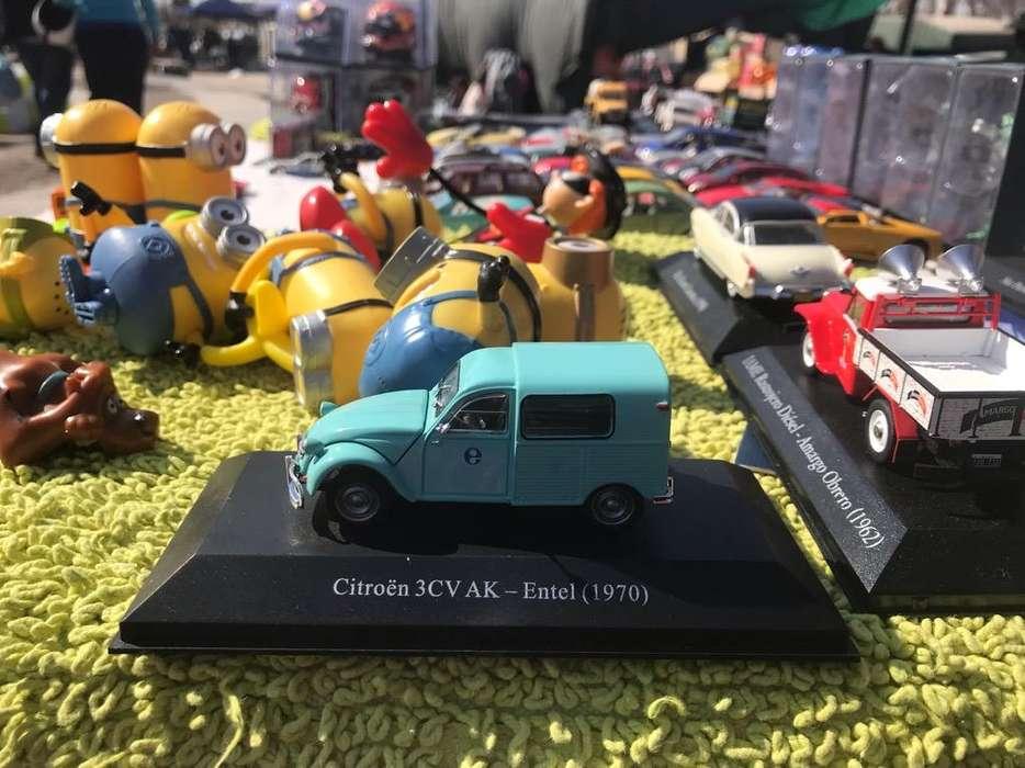 Coleccion Autos Inolvidables