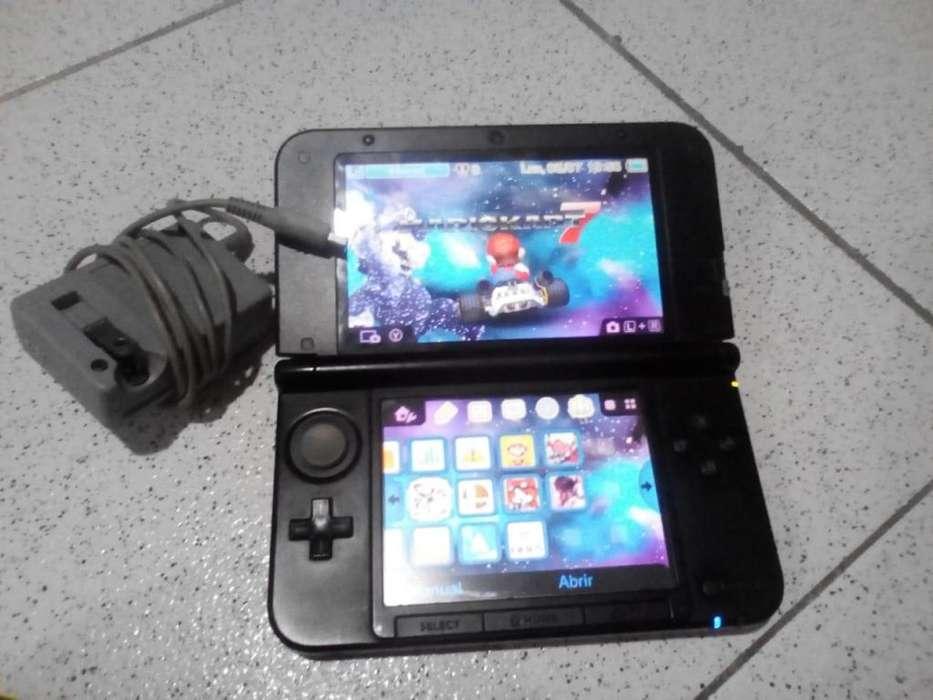 vendo-cambio Nintendo 3DS (resivo nintendo wii u )