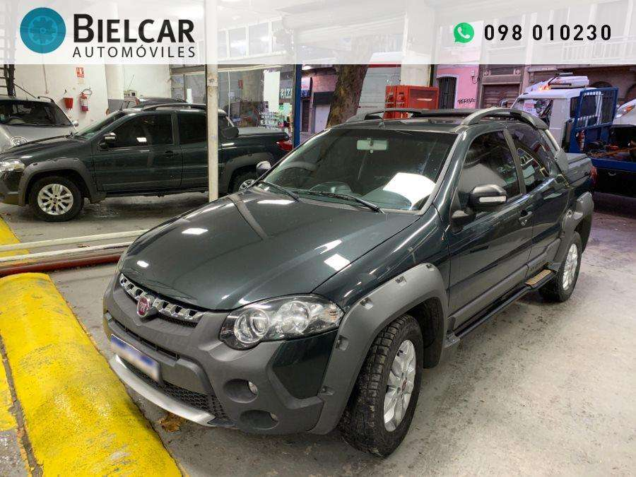 <strong>fiat</strong> Strada 2015 - 85000 km