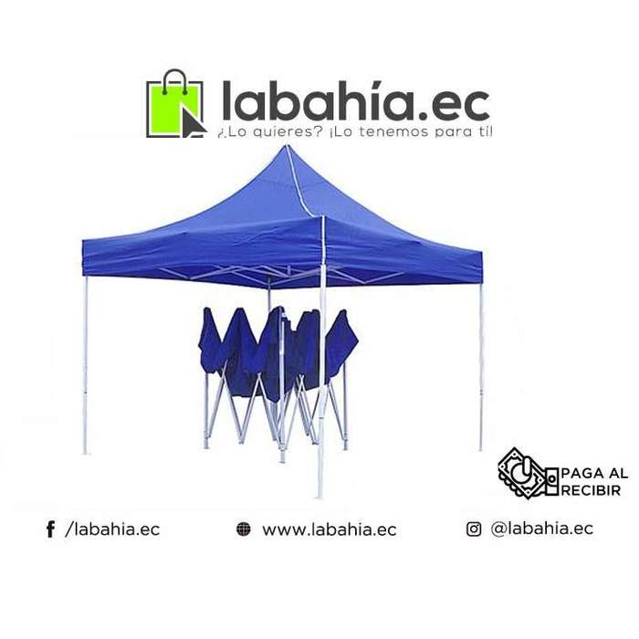 Carpas Varios Colores para Patio Auto o Eventos