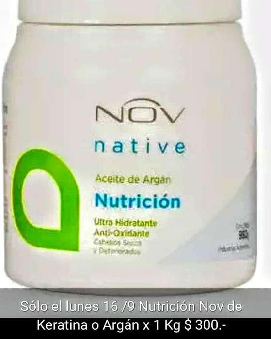 Nutrición Nov X 1 Kg