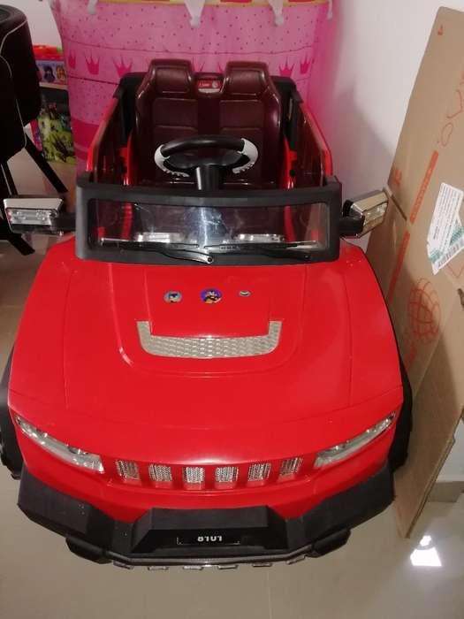 Vendo Carro Bateria
