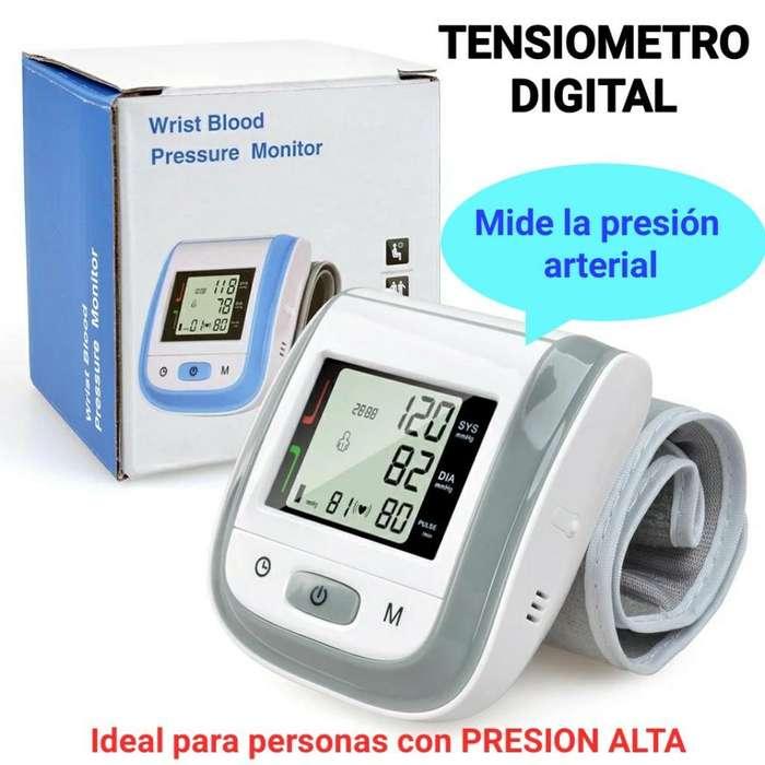 Tensiometro Digital Muñeca Uso Casero