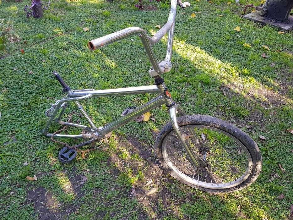 Bicicleta Bici Gt Cromada