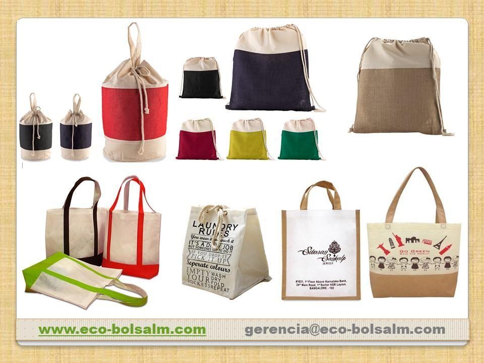d807745f2 Bolsas Ecológicas En Medellin, Personalizadas, todo tipo de Materia y  diseños exclusivos