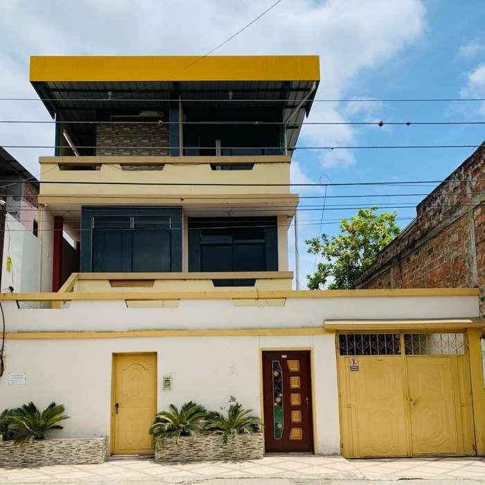 Casa Rentera Jipijapa DE OPORTUNIDAD