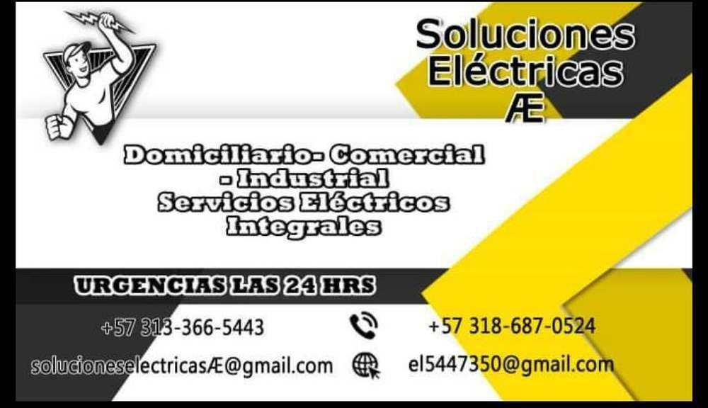 Tecnicos Electricistas a Su Servicio