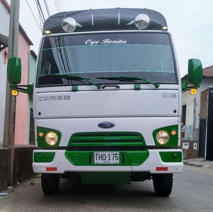 VENDO TURBO MARCA FORD CARGO 816