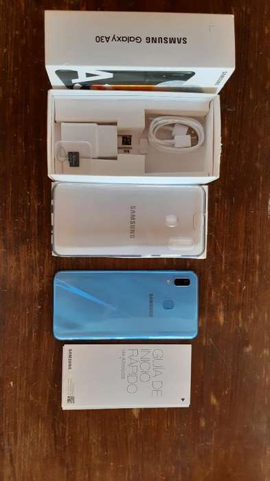 Samsung Galaxy A30 4gb Ram 64 Gb