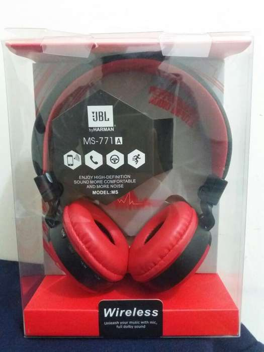 Audifonos Jbl Wireless <strong>bluetooth</strong>