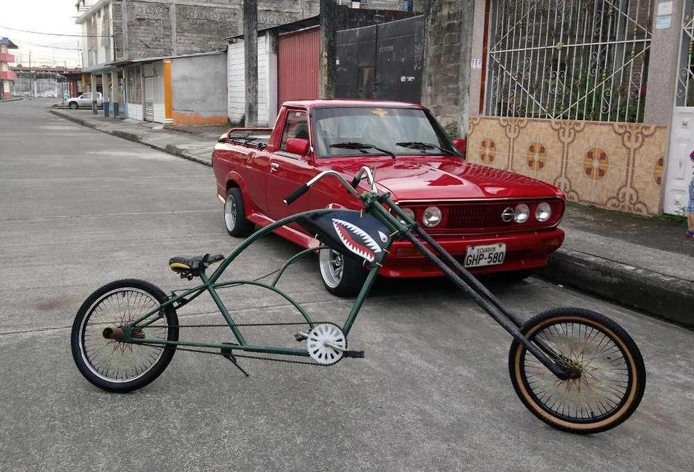 Bicicleta Chopper Clasica