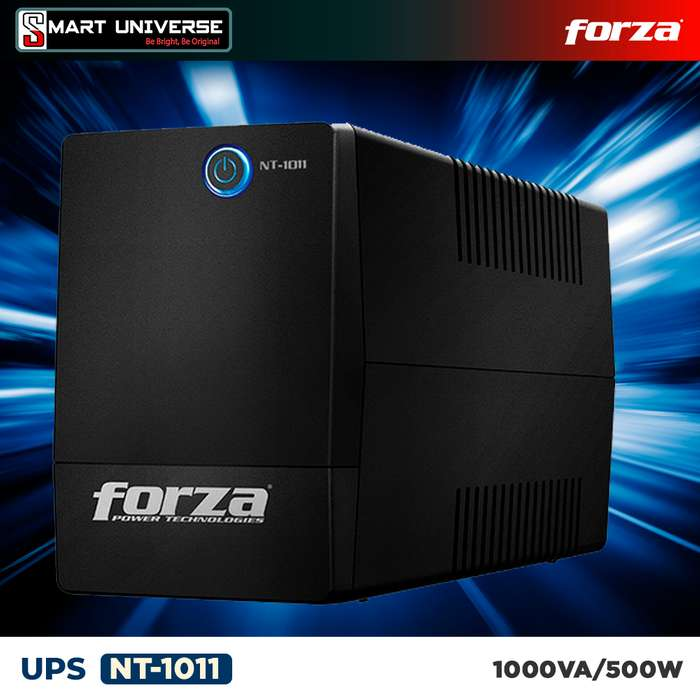 Ups Regulador Forza NT1011 1000va 120v 6 tomas con Rj11