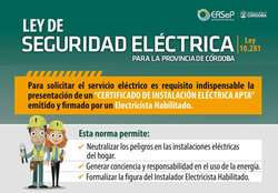Electricista Matriculado