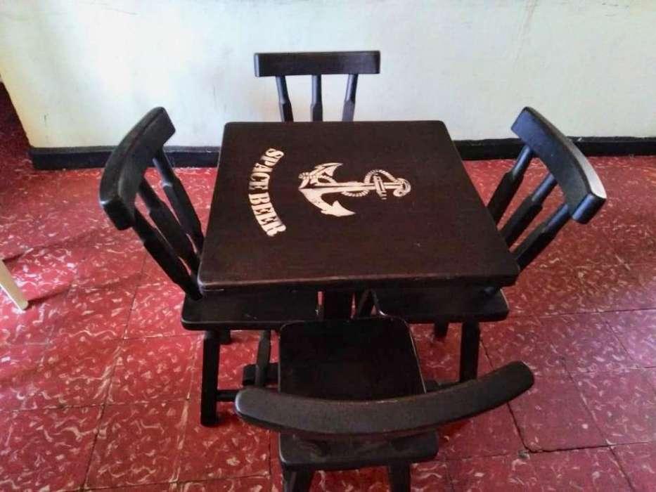 VENTA <strong>mobiliario</strong> PARA CAFE-BAR O RESTAURANTE