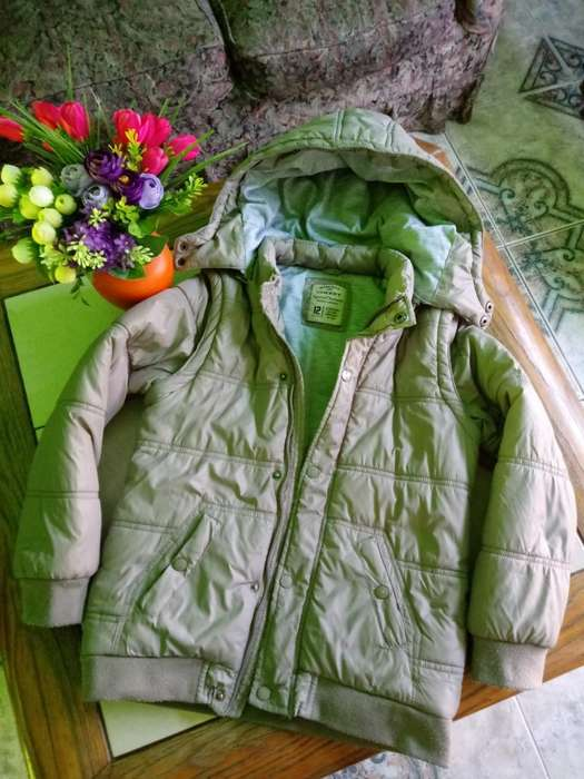 Campera <strong>cheeky</strong> Desmontable T 12 Original