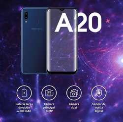 Vendo Samsung A20 Nuevo!