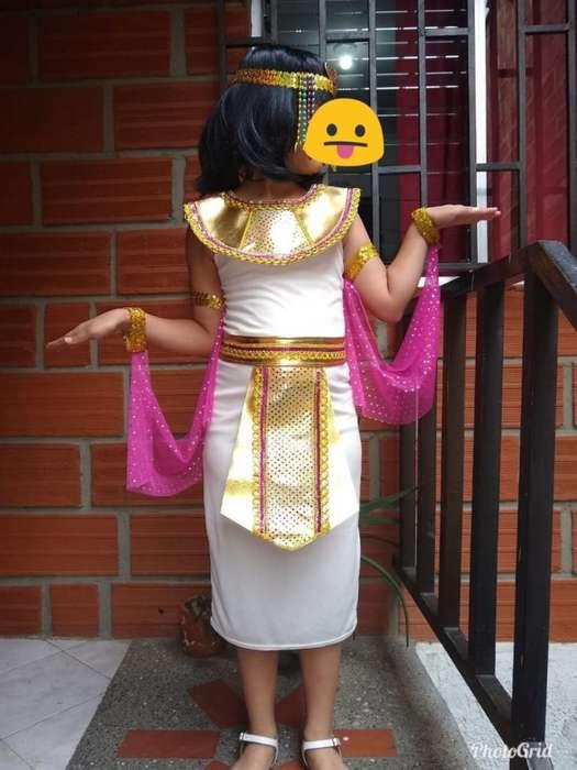 Disfraz Princesa Egipcia