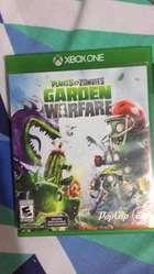 Juego Xbox Plantas Vs Zombies