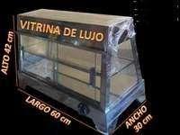 VITRINA DE <strong>calefaccion</strong> E ILUMINACION