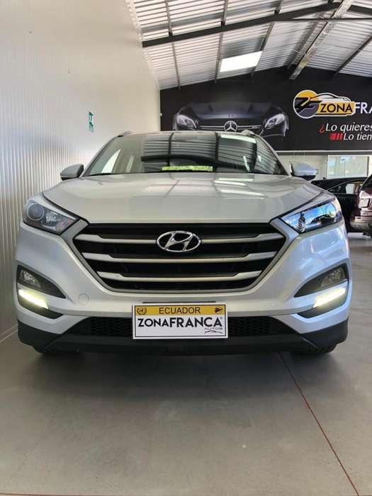 Hyundai Tucson 2018 - 20500 km