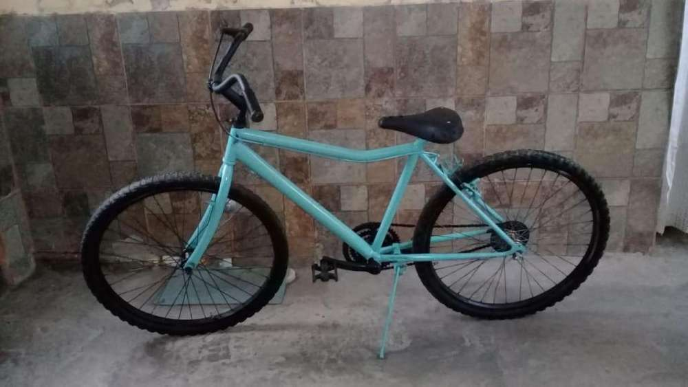 Bicicleta completa rodado 26 muy linda