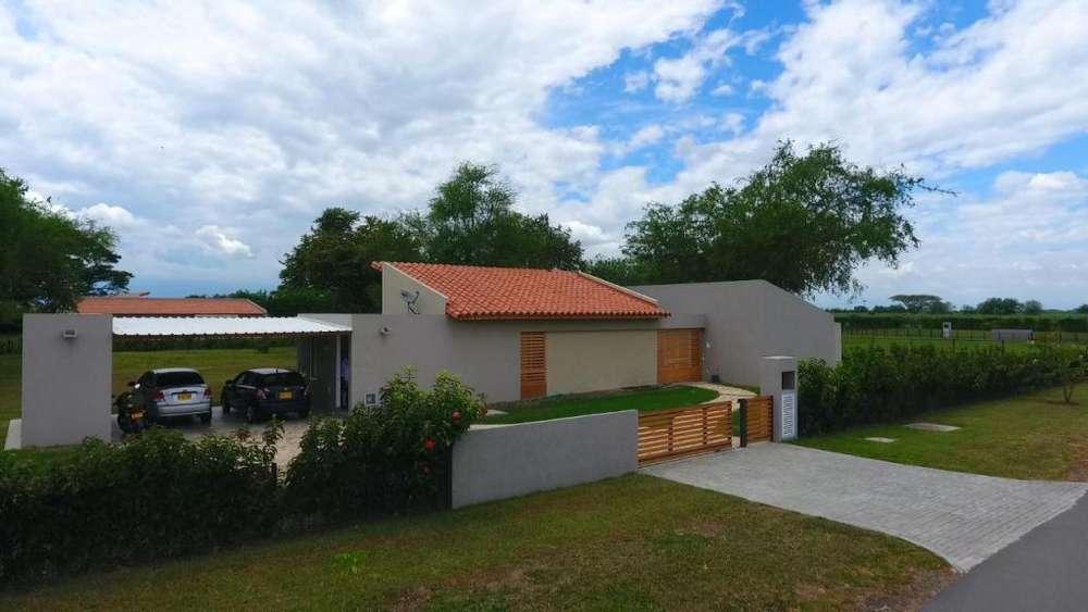 Casa Campestre En Venta Forestal Club Rozo - Norte De Rozo.