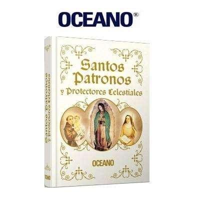 LIBRO DE TODOS LOS SANTOS . OCEANO LIBROS