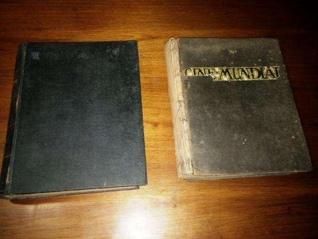 Antiguos Libros de Cine Mundial 1919
