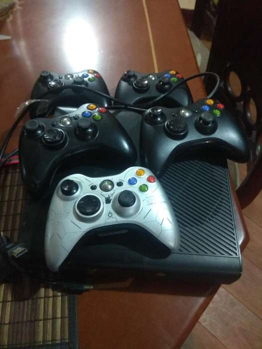 Xbox 360(5.0) 4 Palancas
