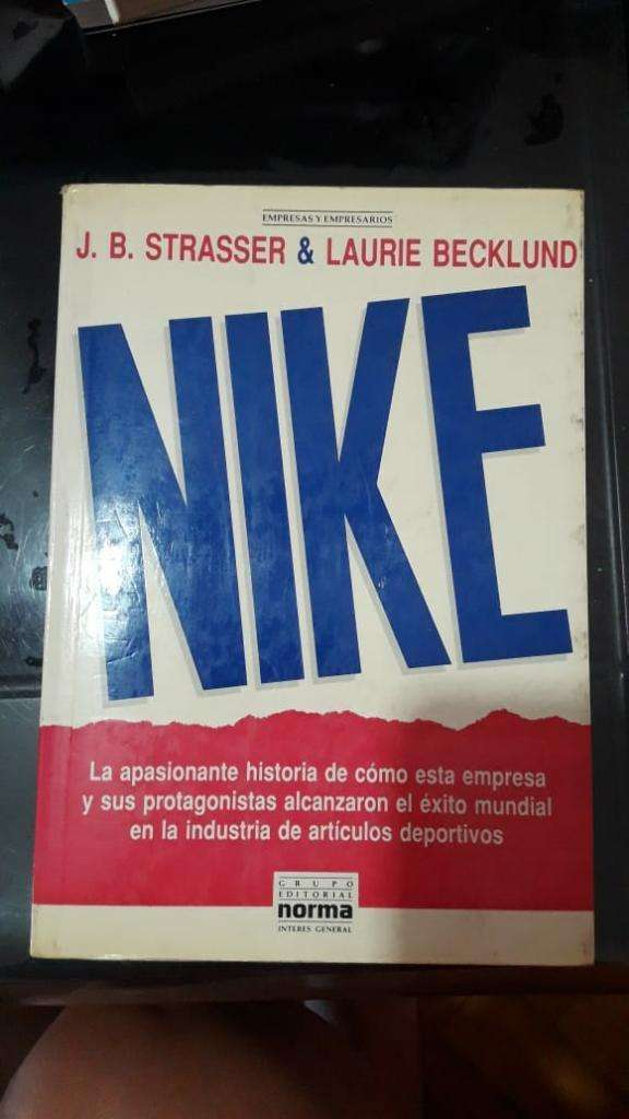 Libro Nike