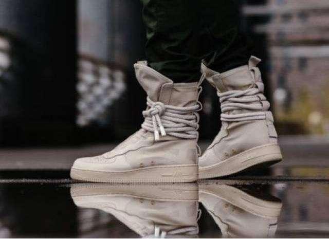 Zapatillas Nike Sf Af1 Hi Originales De Tienda
