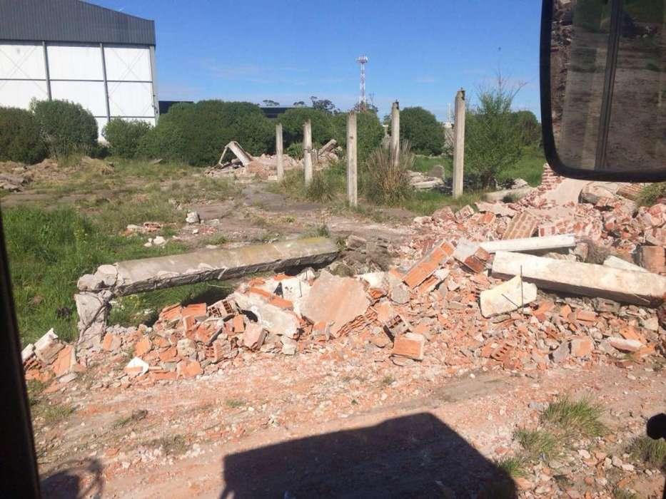 limpieza de terrenos, excavaciones, nivelaciones, zamjeos, demoliciones