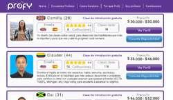 Encuentra profesores nativos y independientes para tus clases de inglés, francés, alemán y más