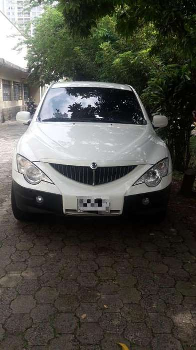 Ssangyong Actyon 2013 - 167000 km