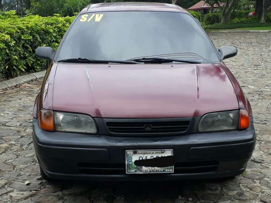 Toyota <strong>tercel</strong> 1996 - 0 km