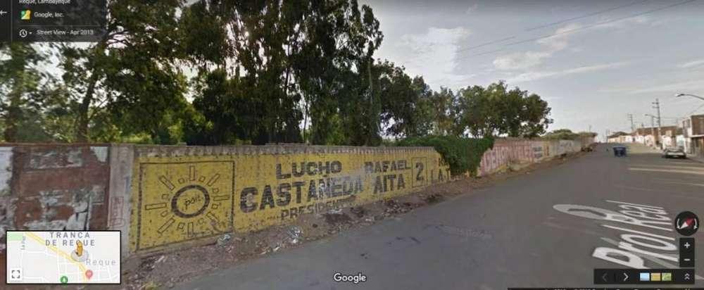 Vendo Terreno 30,000 m², a 3 Cdras de La Plaza de Armas de Reque, Chiclayo