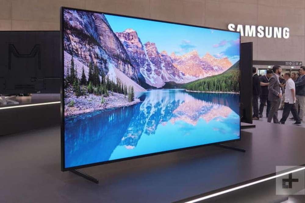 Vendo Tv Samsung 55 Qled 4k