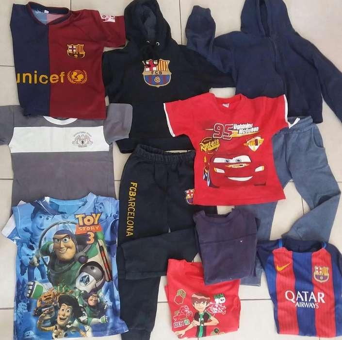 COMBO <strong>ropa</strong> NIÑO TALLE 10, TODO 300 !!!