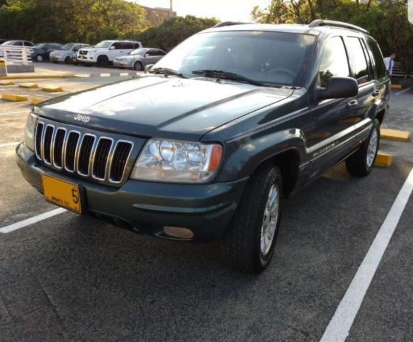<strong>jeep</strong> GRAND CHEROKEE 2002 - 4700 km