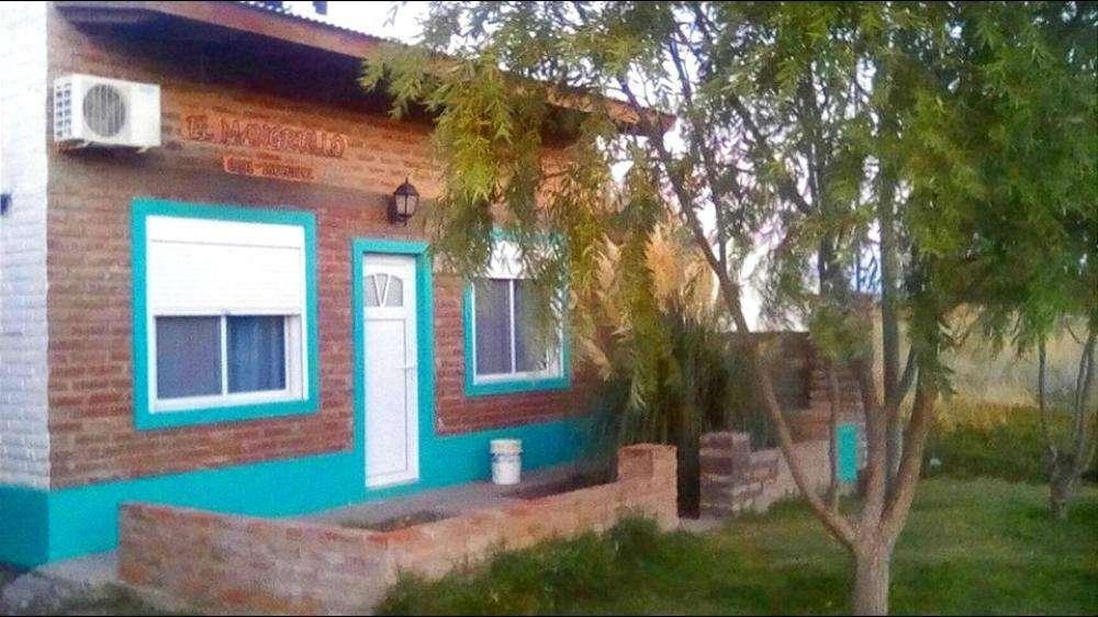 nf81 - Casa para 2 a 6 personas con cochera en Bahia San Blas