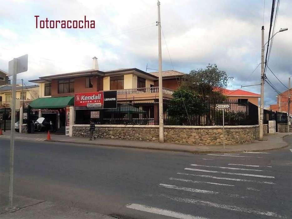 CASA COMERCIAL AMPLIA EN VENTA TOTORACOCHA