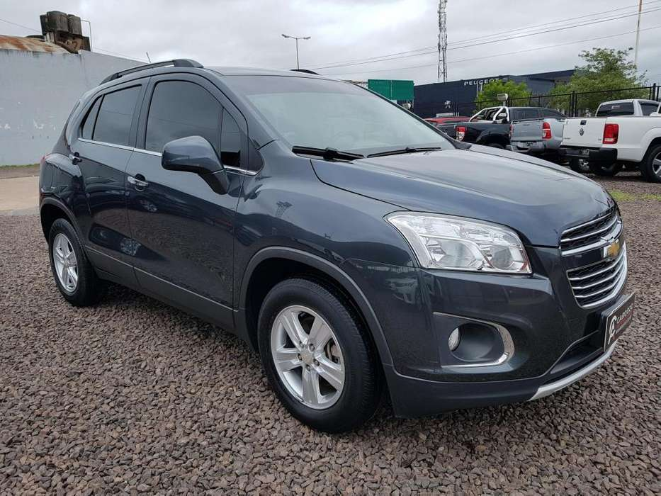 Chevrolet Tracker 2017 - 50000 km