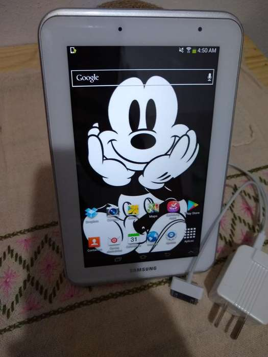 Vendo Tablet Samsung Tab2 sin Detalles
