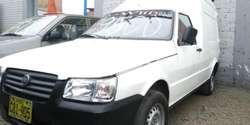 Fiat Fiorino Del 2008 Motor 1300 Cc