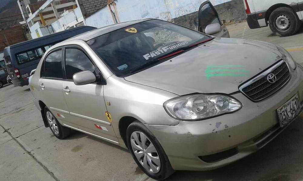 Toyota Corolla S 2005 - 190000 km