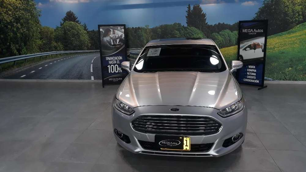 Ford Fusion 2014 - 58200 km